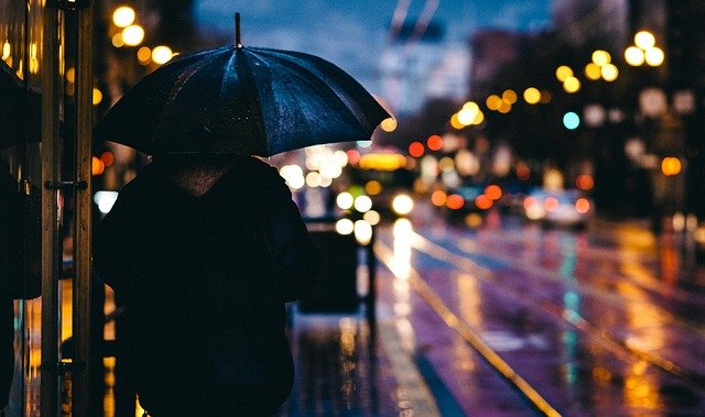 MP3 suara hujan